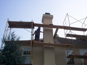 Different House Siding Types Cost, Prices and Colors in NJ ...   Chimney Stucco Over Brick